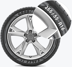Tyre parameters